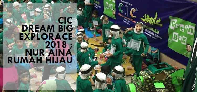 CIC Dream Big Explorace 2018
