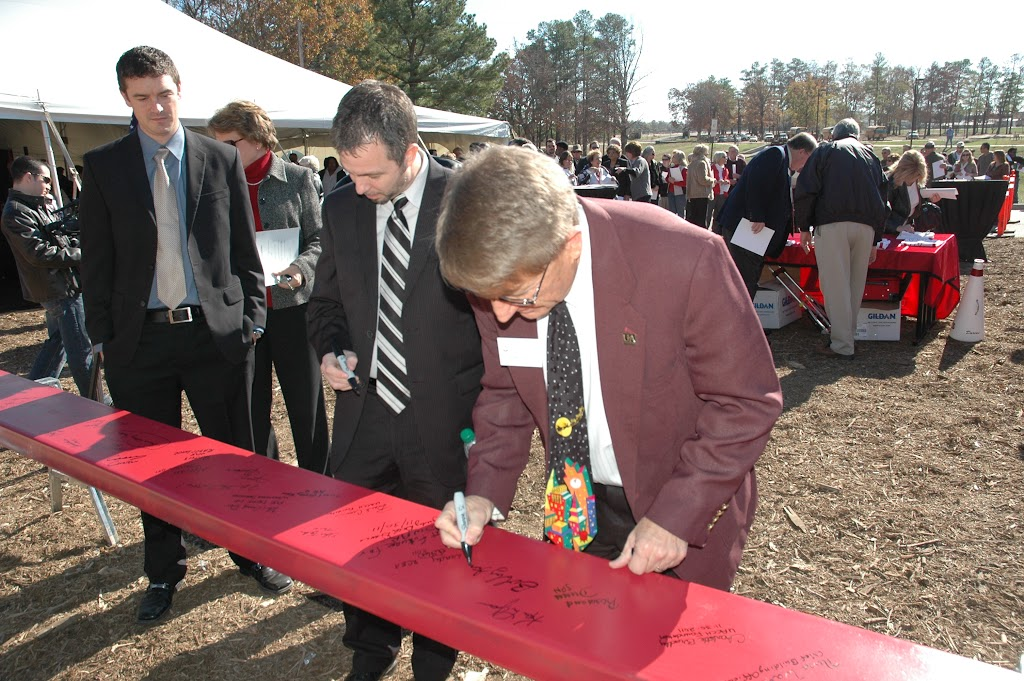UACCH-Texarkana Creation Ceremony & Steel Signing - DSC_0038.JPG