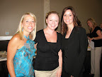 Lauren Duke - Colleyville Area Chamber of Commerce, Jennifer Barrett - Farmers Insurance and Zsanett Clifford - Fort Worth Plastic Surgery Center