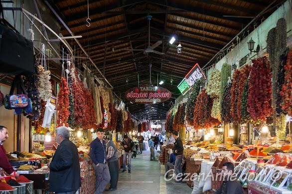 Almacı pazarı, Gaziantep