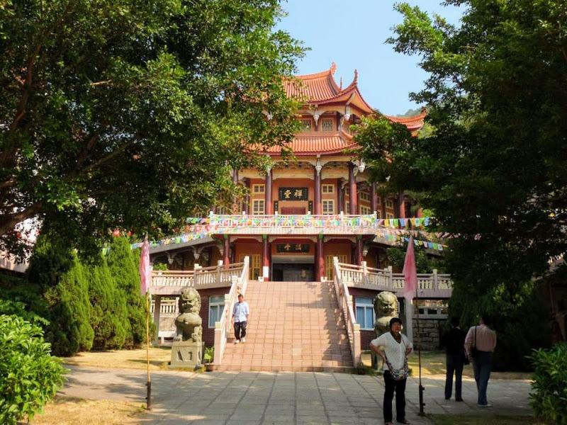 CHINE, Fujian,Xiamen et Tou lou 1 - P1010531.JPG