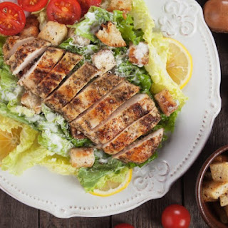 Avanti'S Grilled Chicken Caesar Salad Recipe