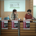 Lucia Caponera, Segreteria nazionale Arcilesbica.jpg