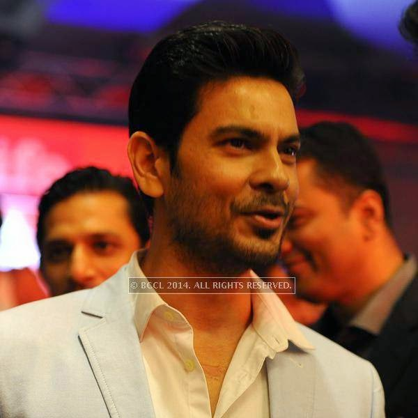 Keith Sequeira during the launch of FOX Traveller's new television channel FOX Life, in Mumbai, on July 16, 2014.<br />