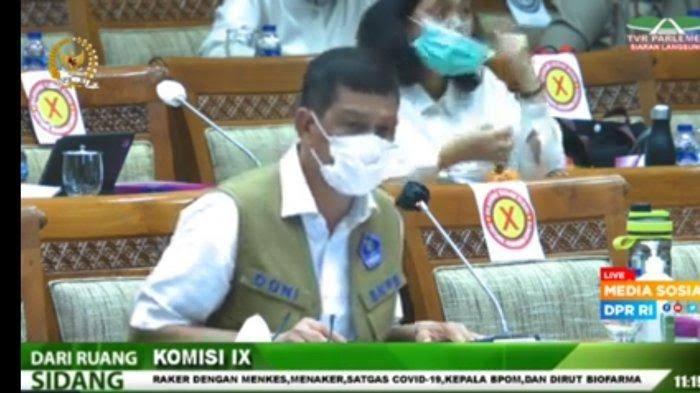 Fotonya Bertebaran di Jalan, Anggota DPR ke Doni Monardo: Bapak Mau Nyalon?