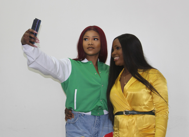 SD news blog, tacha x oppo, entertainment news Nigeria, latest oppo phones, Abuja blogger, Abuja lifestyle blog, Abuja content creators, Abuja marketer