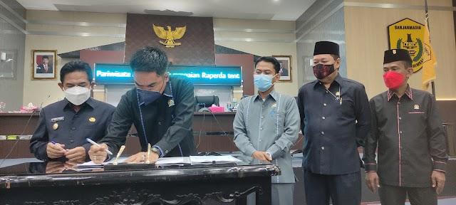 Lensa Foto DPRD Kota Banjarmasin Periode Agustus 2021