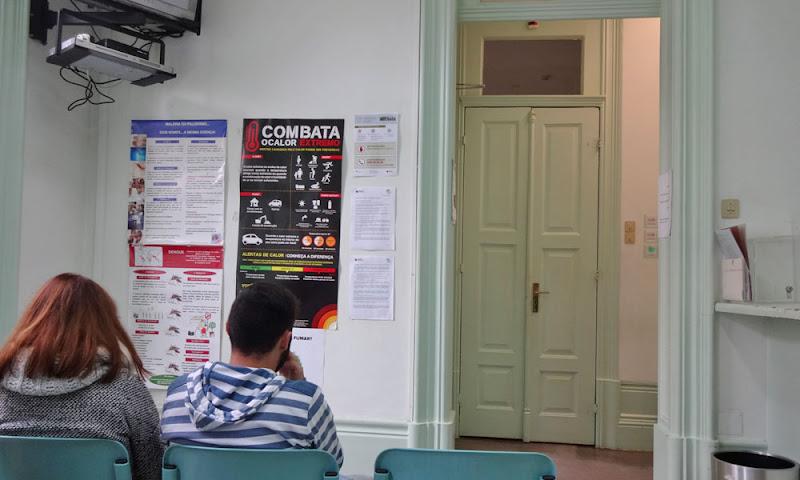 consulta do viajante centros de saude