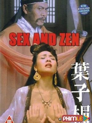 Phim Nhục Bồ Đoàn - Sex And Zen (1991)