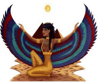 Isis Queen Of Heaven, Gods And Goddesses 7