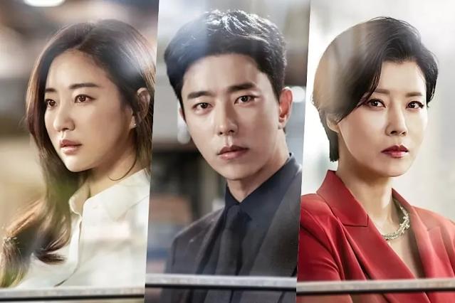 Drama Revenge Lakonan Kim Sa Rang (Kdrama 2021)