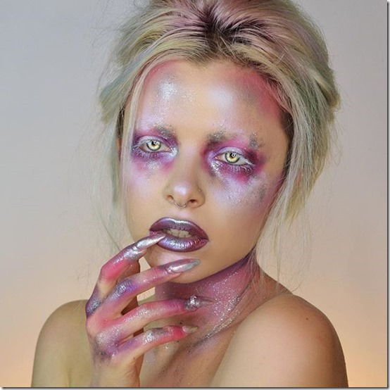 maquillajes halloween kimberleymargarita (4)