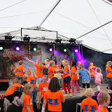 Tropical beachparty en Coverband Freeway Dorpsfeest Goutum