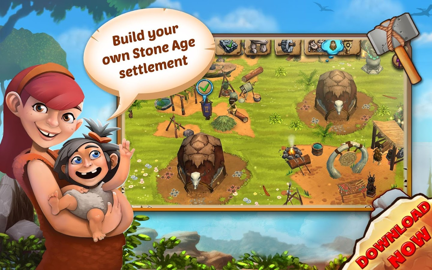 Stonies- screenshot