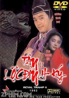Tân Lộc Đỉnh Ký 2 - Royal Tramp 2 (1992) Poster