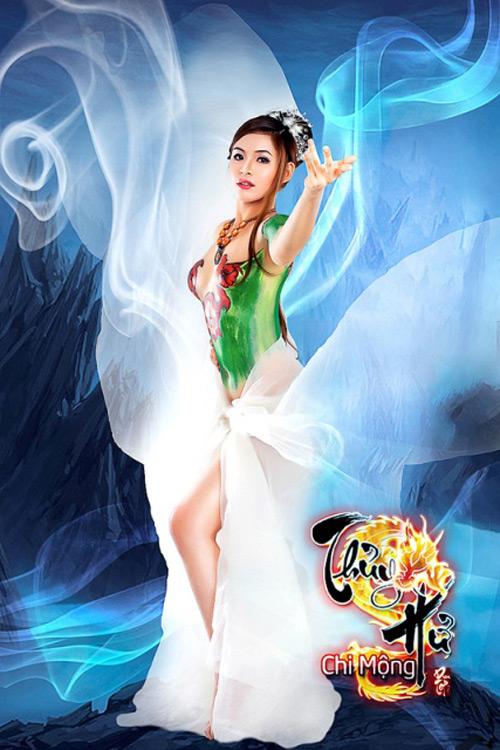 Thủy Hử Chi Mộng tung cosplay chào sân làng game Việt 8