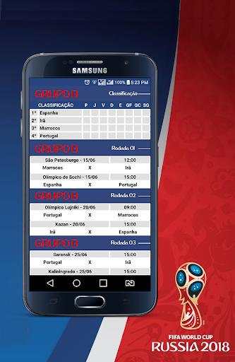 World Cup 2018 1.0 screenshots 3