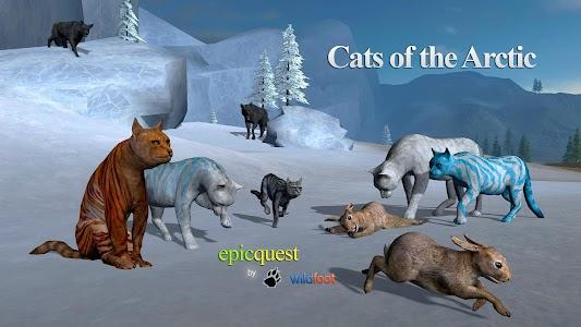 Cats of the Arctic screenshot 0