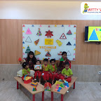 Triangle Day Celebration by Playgroup Section at Witty World, Bangur Nagar (2018-2019)