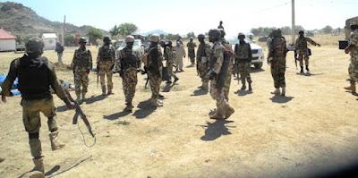 Boko Haram,Soldiers