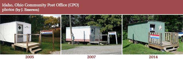 Idaho, OH Community Post Office