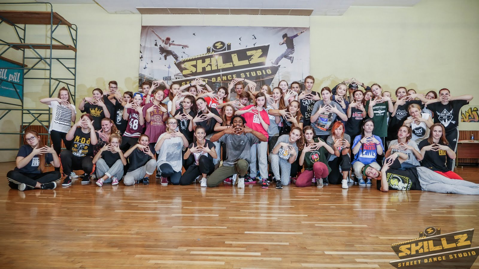 Hip Hop seminaras su Rochka (Paryzius) - P1050750.jpg