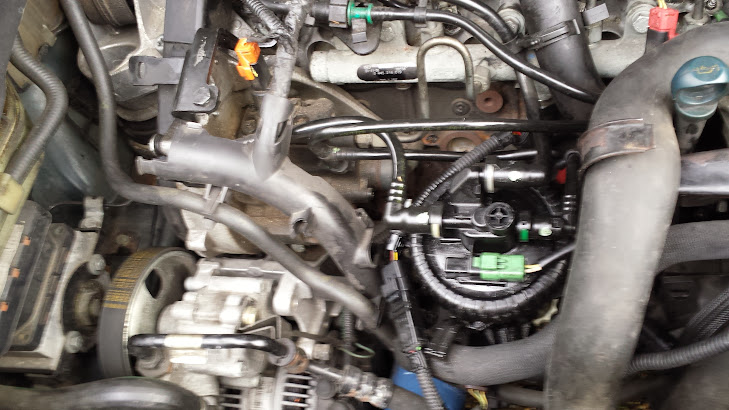 Hdi 2 0 8v Wont Start When Cold Fixed Not Yes Page