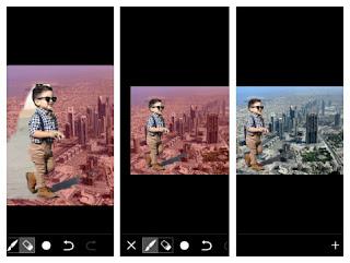 Aplikasi Edit Foto Jadi Manusia Raksasa di Android