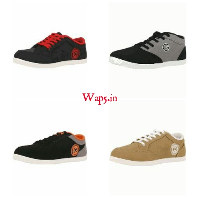 Amazon Loot Deal - Buy Globalite Casual Shoes Starting at Just Rs.249 Only