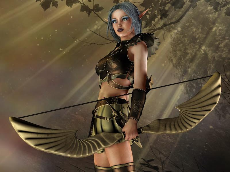 Golden Archer, Warriors
