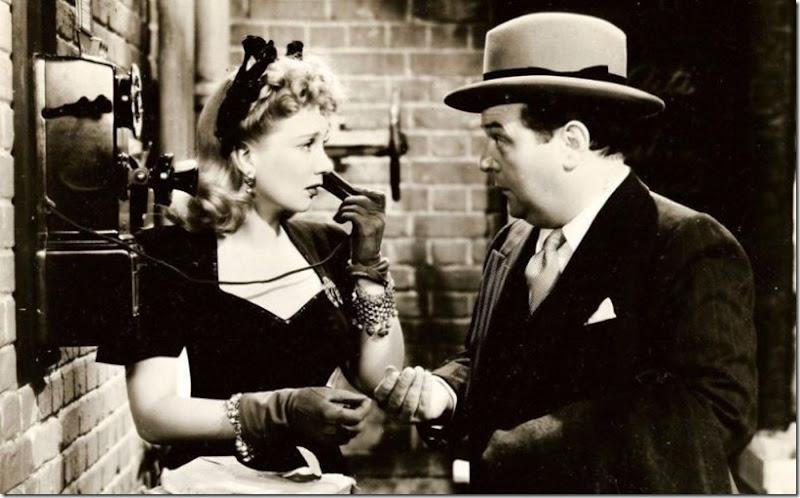 Ann Sothern phone Lloyd Corrigan Maisie Gets Her Man (1942)