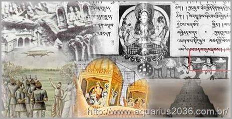 contos hindus sobre vimanas