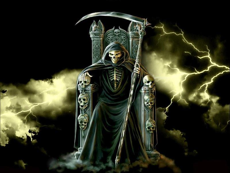 Black Lord, Black Magic