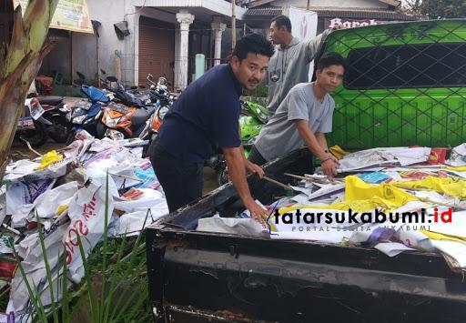Asal Pasang, 845 APK di Kecamatan Kalapanunggal Ditertibkan