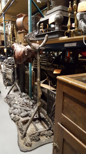 Roasting your dinner at the Stratford Festival Costume Warehouse. From Visiting Stratford, Ontario? The first thing you need to do...