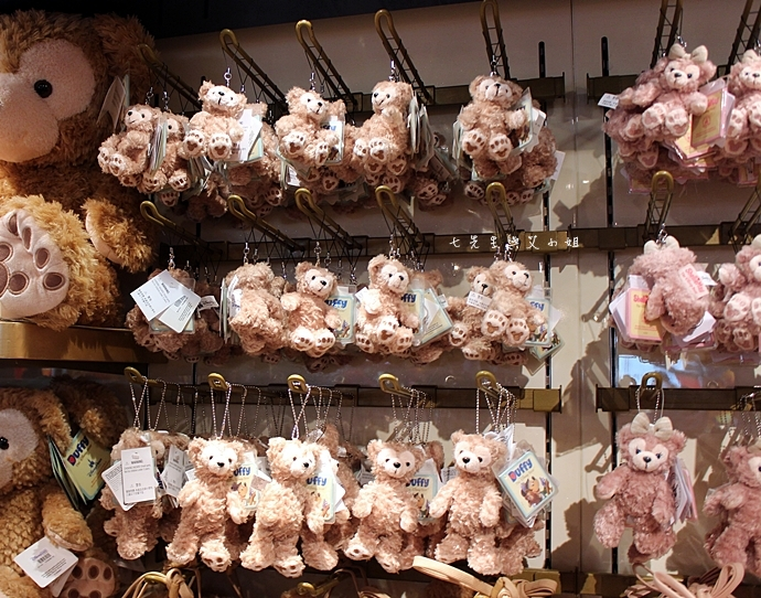 10 香港迪士尼樂園奇妙店