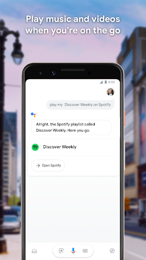 Google Assistant - Get things done, hands-free 0.1.187945513 screenshots 6
