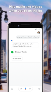 Google Assistant – Get things done, hands-free 6