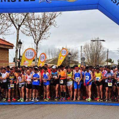 Media Maratón de Bolaños 2015 - Carrera