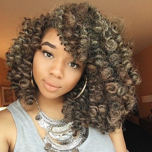 Crochet Braids-32 Pictures To Your Stylishness in 2017 11