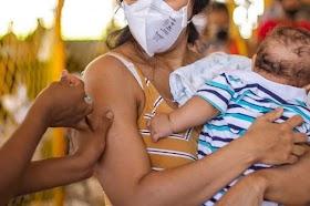 Lactantes e pessoas a partir de 40 anos sem comorbidades podem realizar cadastro para vacina da Covid-19 em Uberlândia