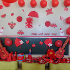 Celebrate Red Colour Day (Nursery) 13.04.2015