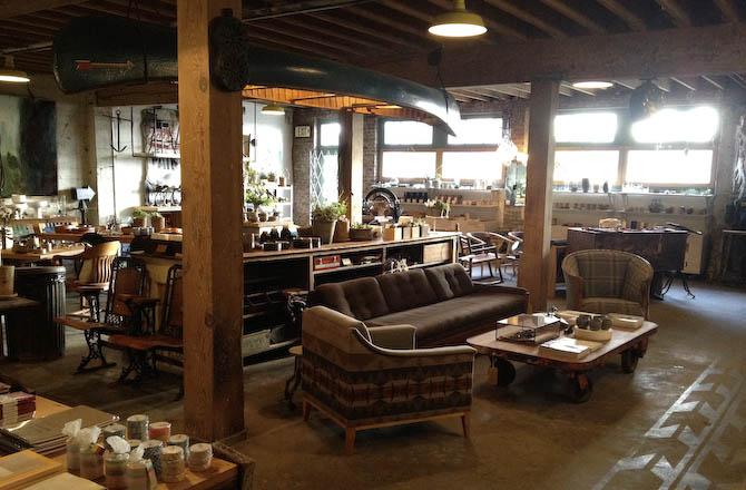 *在波特蘭的Beam & Anchor:將廢工廠轉為烏托邦世界 1
