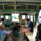 Totohe diving boat (Mimpi Indah resort, Bangka Island)