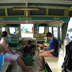 Totohe diving boat (Mimpi Indah resort, Bangka Island)