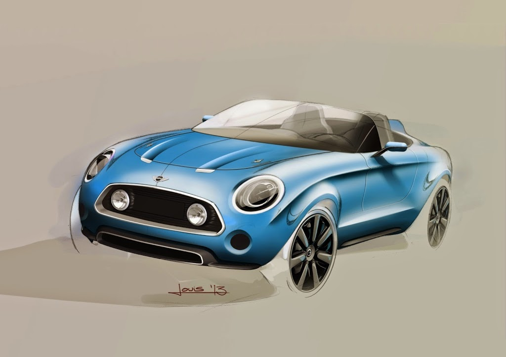 MINI Superleggera Vision Concept 66