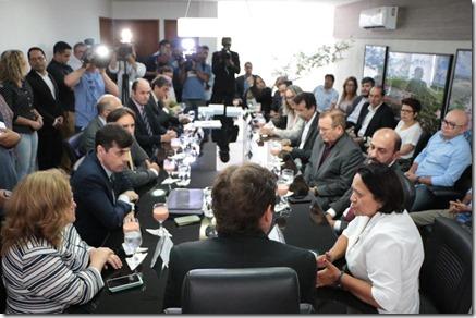 06.11 Governo inicia transição para a nova gestão que assume em 1º de Janeiro - Foto Rayane Mainara (4)
