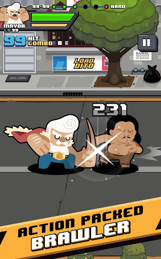 Brawl Quest - Offline Beat Em Up Action 4.6.26 screenshots 1