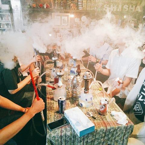 11475 thumb2 - 【シーシャ/イベント】シーシャやるならここに行け!?「シーシャBAR 煙-en-」愛知県岡崎市でシーシャグラスのワークショップを体験してきた!&吸ってみたレポート【秘密基地/体験イベント/水タバコ】