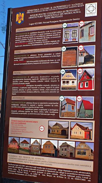 reguli conservare arhitectura viscri